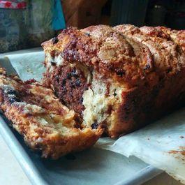 Cinnamon Scone Bread