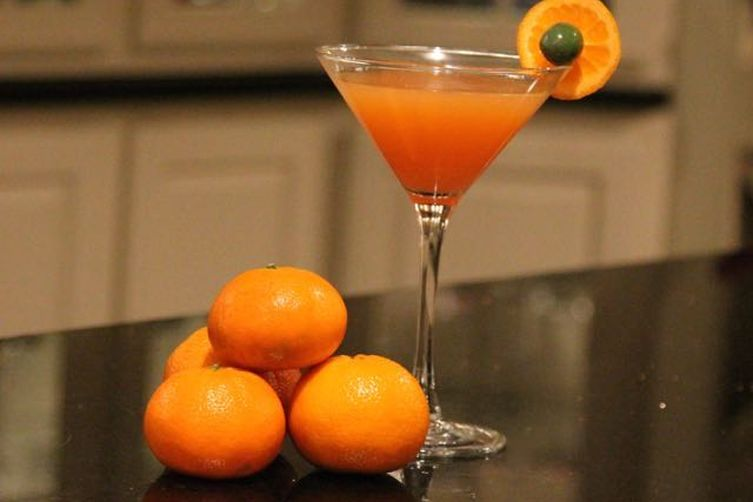 A Scary-good Cocktail: The Halloweenie–tini Recipe