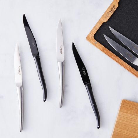 Laguiole en Aubrac 6-Piece Knife Set