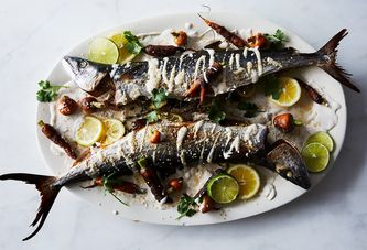 A Bright, Lemony Fish That's As Tasty As It Is Sustainable