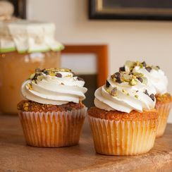 Dom DeLuise Cupcakes