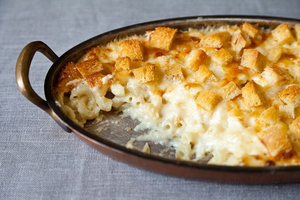 Martha Stewart's Macaroni and Cheese