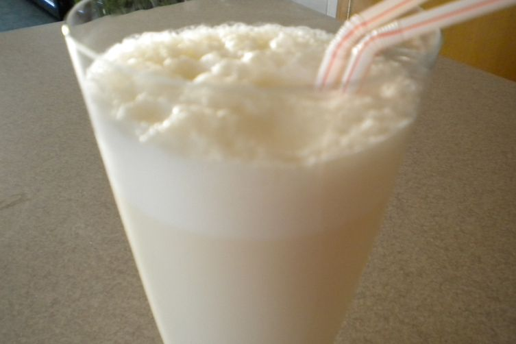 A Tribute to Woody (Homemade Ginger Ale Float)
