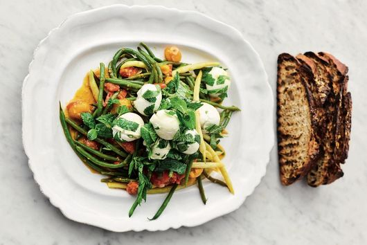 Angry Bean Salad From Jamie Oliver