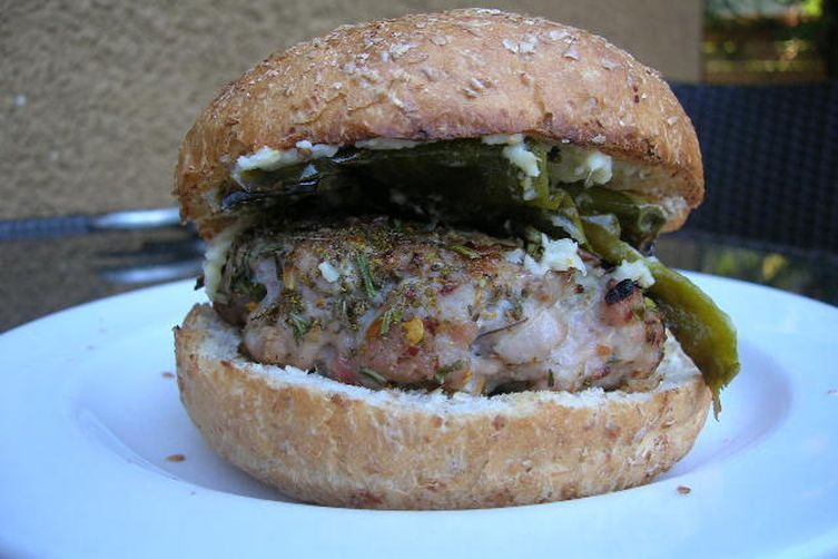 """Italian """"Sausage"""" Sandwiches with Spicy Grilled Peppers and Fennel-Onion Mustard"""
