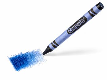 What Would You Call This New Shade of Blue? Crayola Is Asking