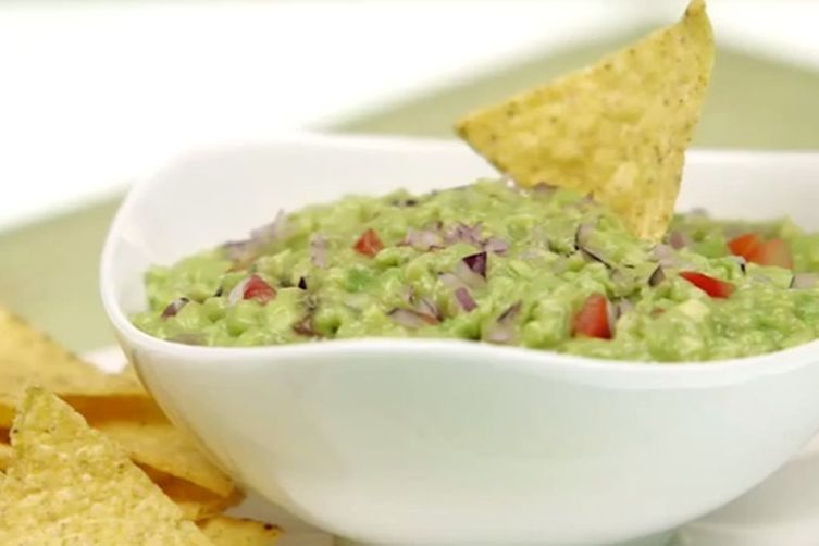 Five Ingredient Guacamole