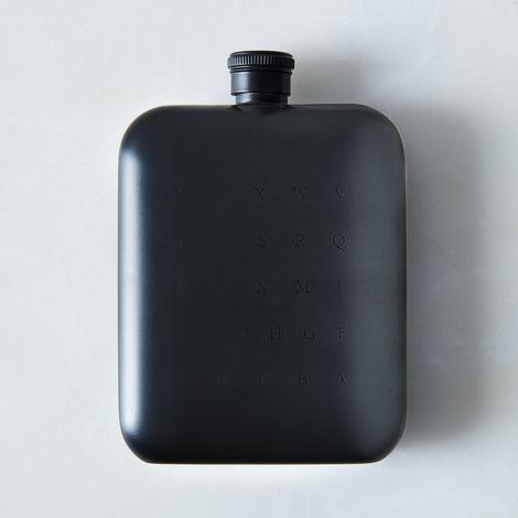 ZYX Black Matte Flask