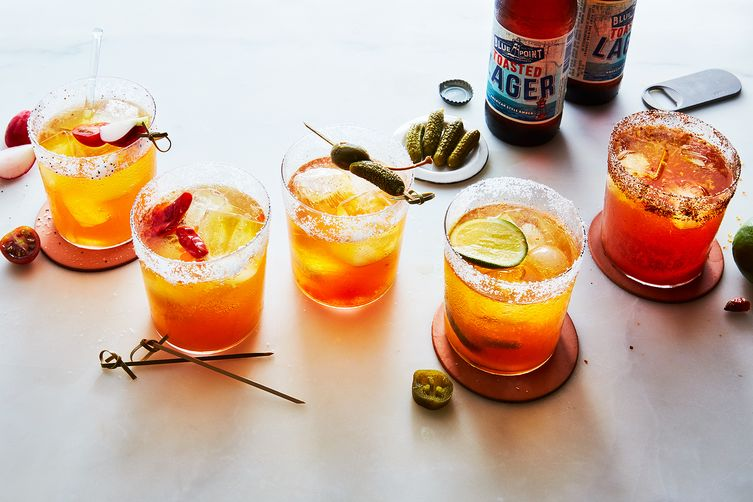 Pickled Michelada