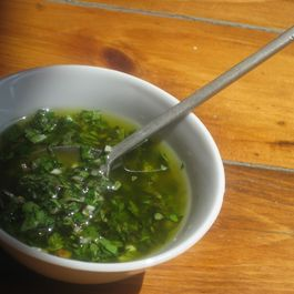 Chimichurri – The Argentinean Wonder Condiment