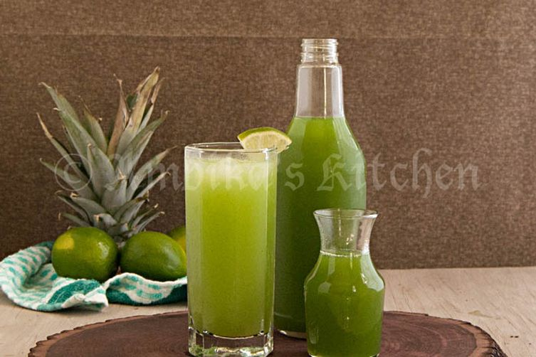 Kiwi Pineapple & Lime Sharbat