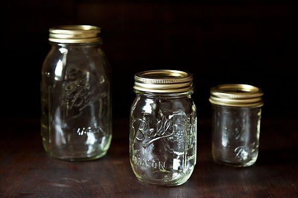3 Ball Jars
