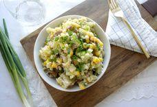 Light and Creamy Red Potato Salad