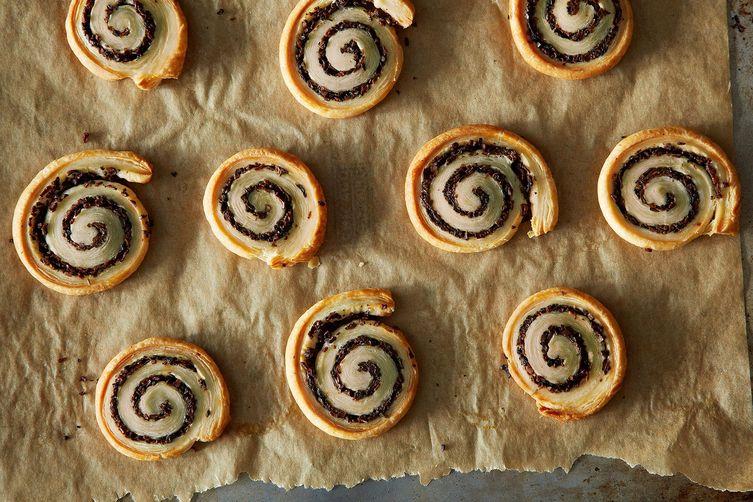 Little Mushroom Pinwheels