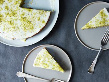 We're Nuts About These 15 Pistachio-Laden Desserts