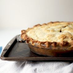 Add This One Ingredient to Apple Pie, Say Goodbye to Soggy Pie Crust
