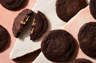 Chocolate Peanut Butter Cookies (aka Magic Middles) Recipe on Food52