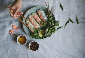 Ad92ba25 154b 4854 b800 0f6f2d73e0f0  vietnamese spring rolls food52 le jus d orange 10