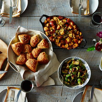 Ina Garten's Make-Ahead Thanksgiving Advice