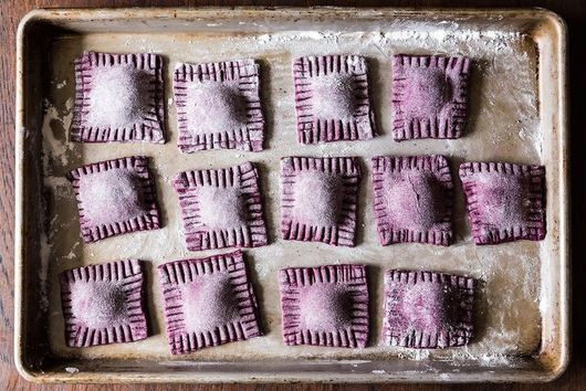 Roll Out Ravioli as a Weekend Pasta Project
