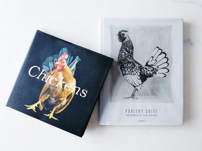 2 New Chicken Books You Won't Want to Cook From
