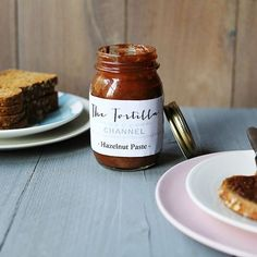 Nutty hazelnut vegan Nutella