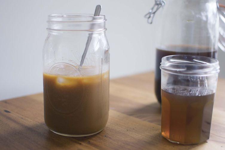 Cinnamon Iced Coffee