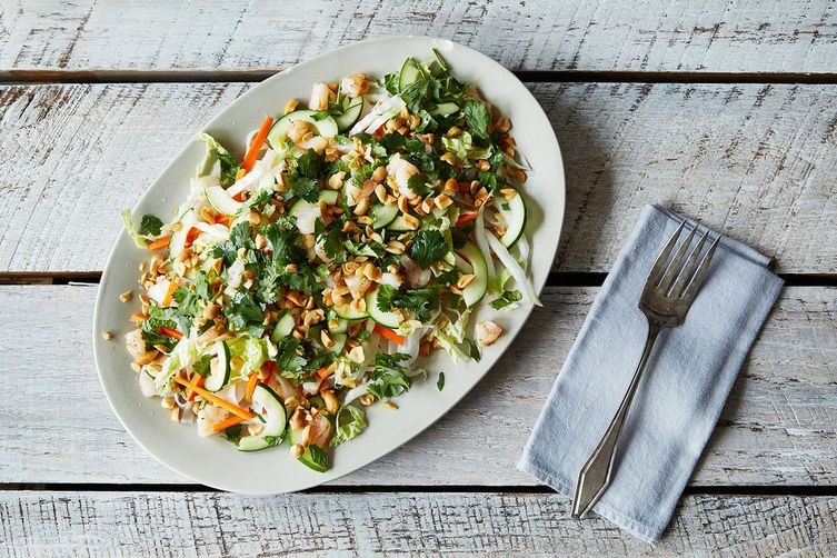 Molly Wizenberg's Vietnamese Rice Noodle Salad