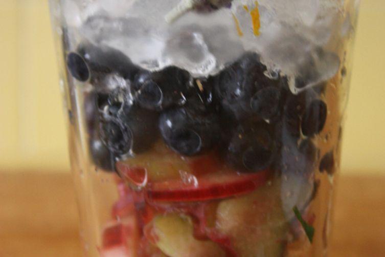 Lavender Rhuberry Refresher