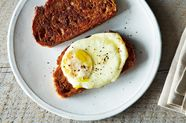 Decadent Fried Egg Sandwich