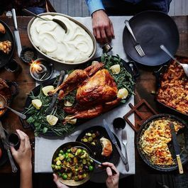 Get Your Kids In on the Thanksgiving Cooking