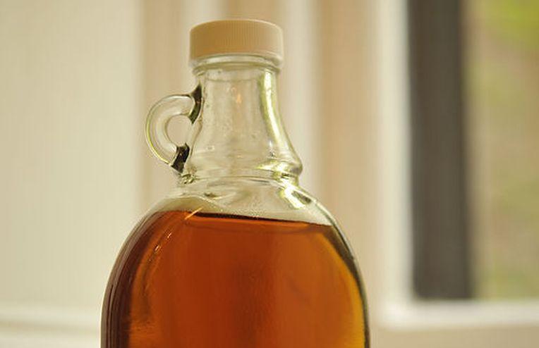 Maple Syrup Vinaigrette