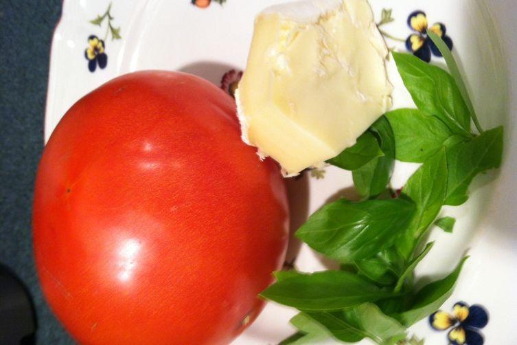 Tomato & Brie Pasta