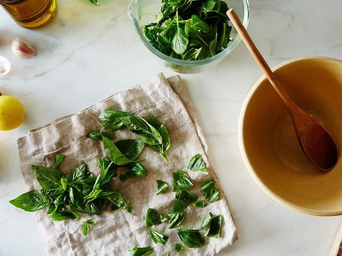 The Best Way to Keep Your Basil Fresher, Longer