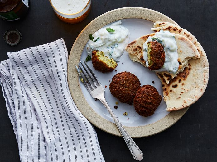 "This Falafel Might Actually Be the ""World's Easiest"""