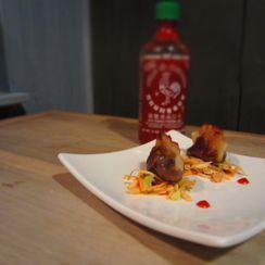 Chino-Southern Pan Fried Dumplings