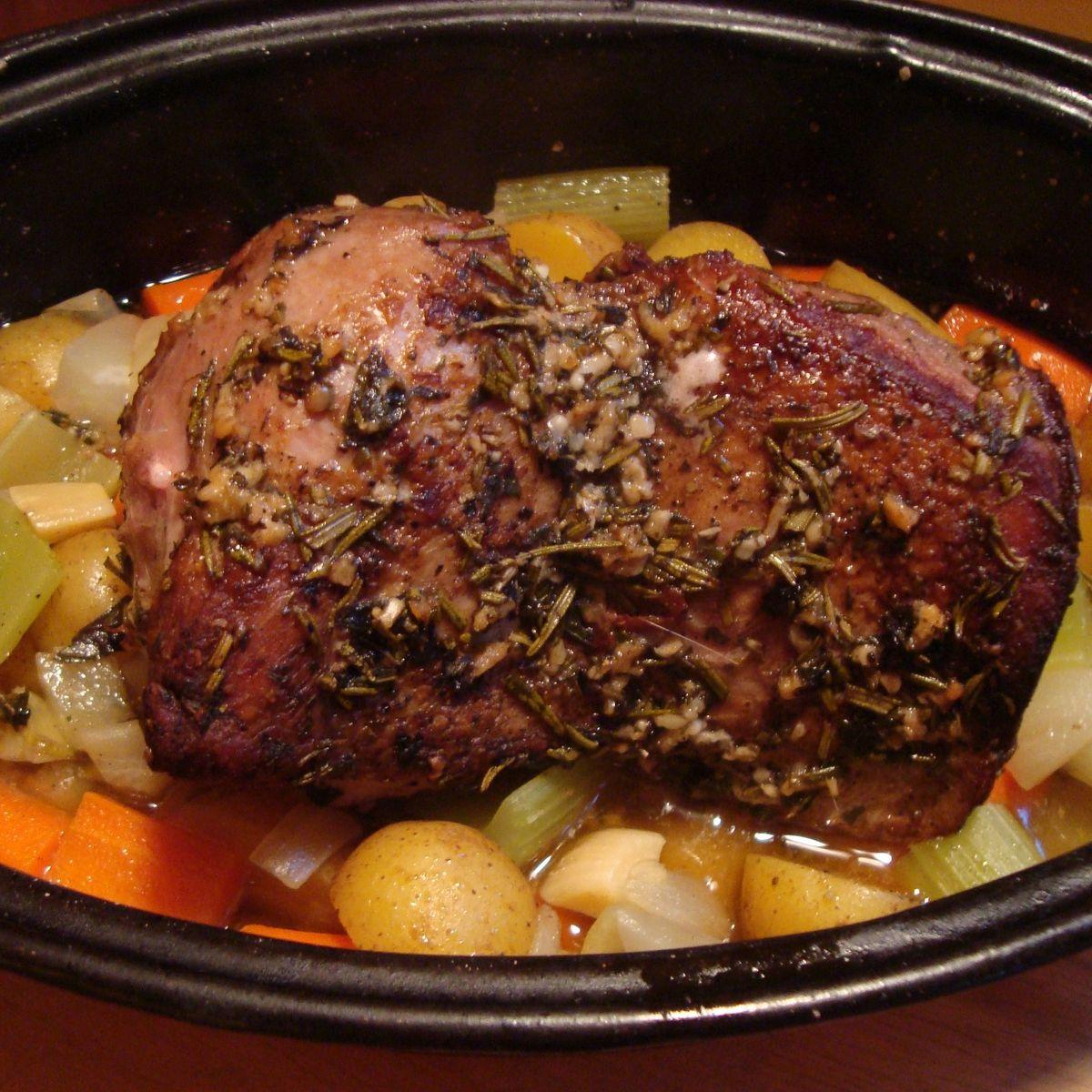Roast Wild Boar Recipe On Food52