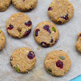 Oat Breakfast Cookies