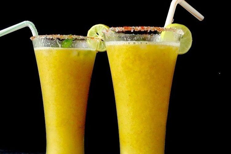 Mango Mint Lemonade