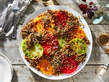 The Tomato Salad to Make Right Now Before Summer's Officially Over