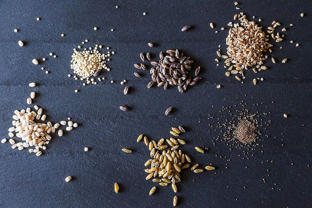A Range of Grains