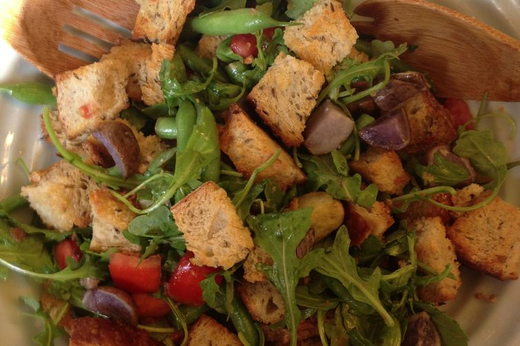 Panzanella in Nice