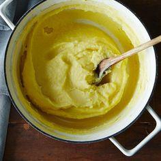 Pre-Seasoned Mashed Potatoes