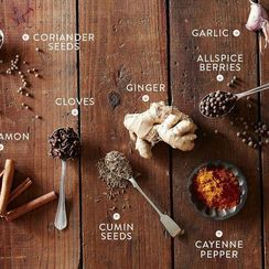 How to Convert Whole Spices to Ground Measurements