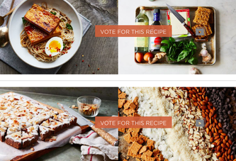 Vote for the Winner of Your Best Recipe with Tofu
