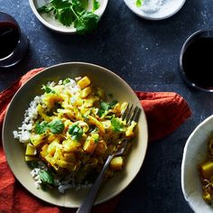 A Weeknight Vegetarian Stew, Courtesy of Your Spice Drawer