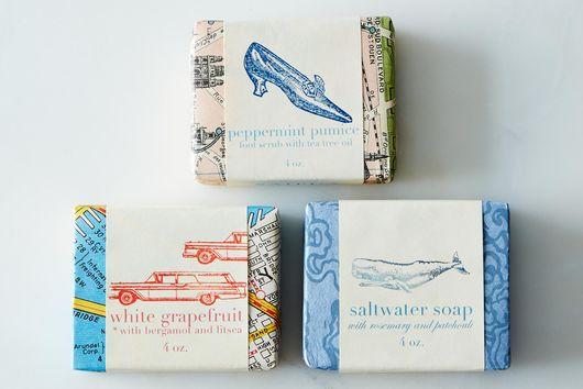 Cold-Processed Castile Soap Set