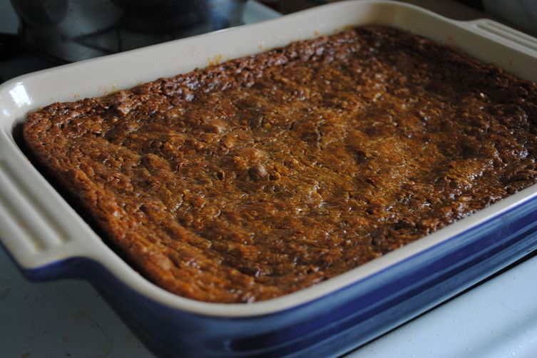 Old Fashioned Persimmon Pudding