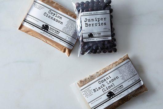 Spice Treasures Spice Sampler