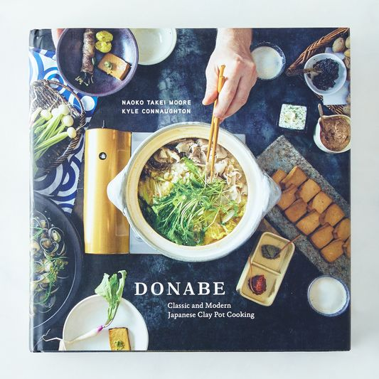 Donabe: Classic and Modern Japanese Clay Pot Cooking, Signed Copy